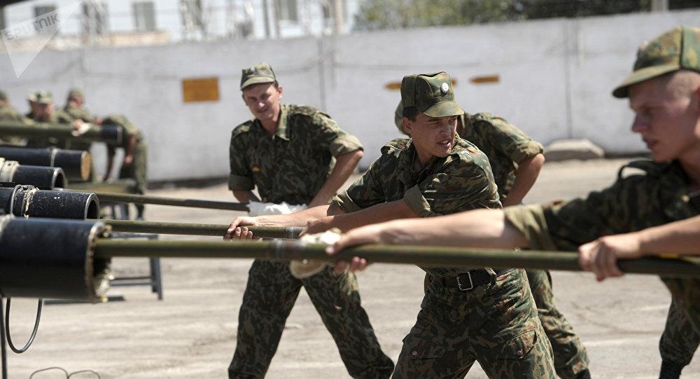 La 201e base militaire russe au Tadjikistan