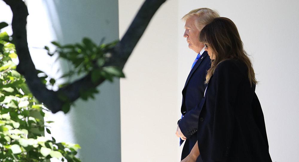 La porte-parole de Melania Trump nommée secrétaire de presse de la Maison-Blanche