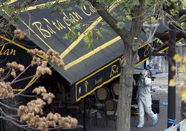 Teatro parisiense de Bataclan