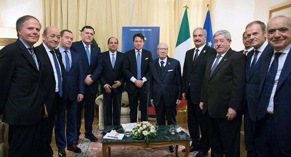 Conférence de Palerme sur la Libye