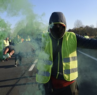 «Gilets jaunes» en France