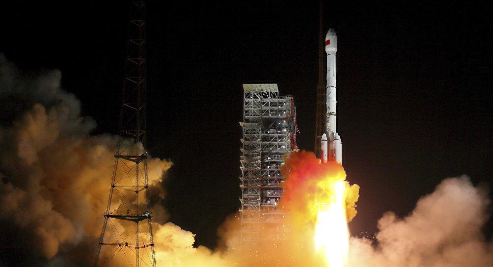 Un satélite chino Beidou-3