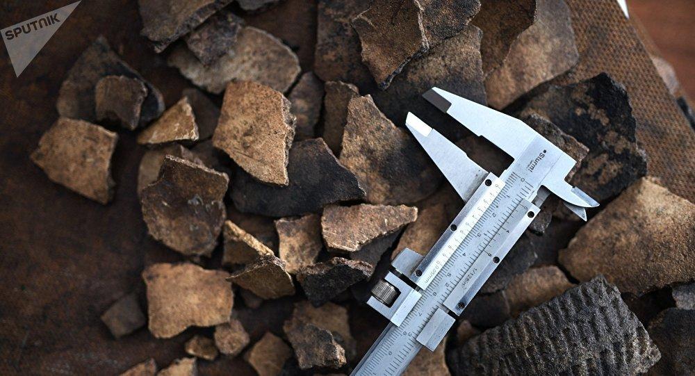 Archéologie (image d'illustration)