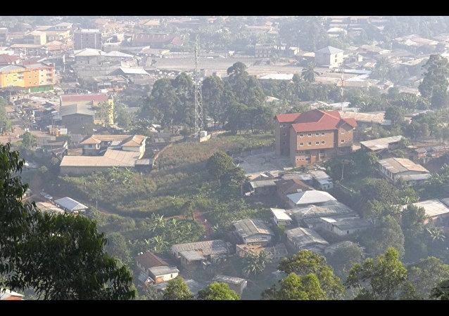 Bamenda, Cameroun