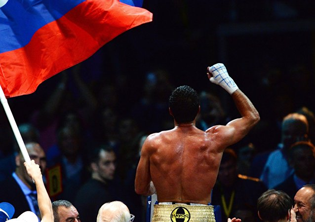 Un combattant russe, image d'illustration