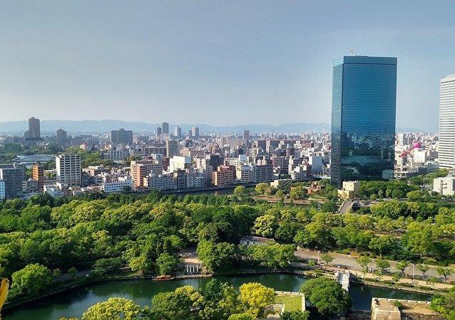Osaka, image d'illustration