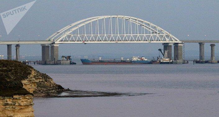 Le détroit de Kertch fermé pour les bateaux civils à des fins de sécurité