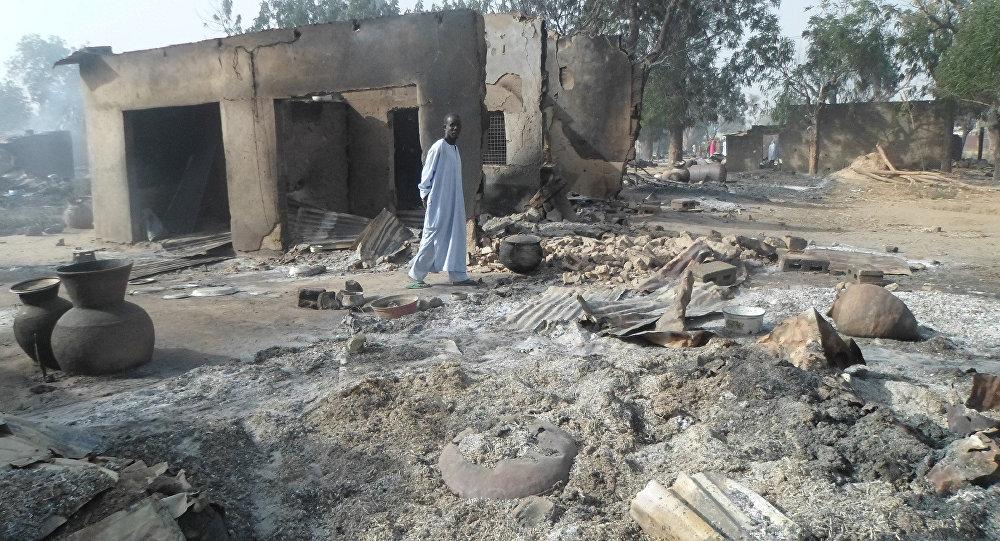 30.000 personnes fuient devant Boko Haram au nord-est du Nigeria
