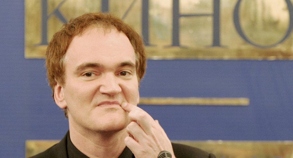 Quentin Tarantino s'est marié pour la première fois