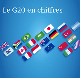 Le G20 en chiffres