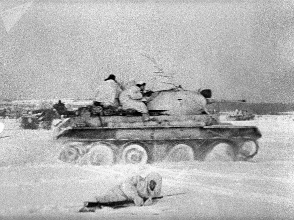La bataille de Moscou: le début du tournant dans la Seconde Guerre mondiale