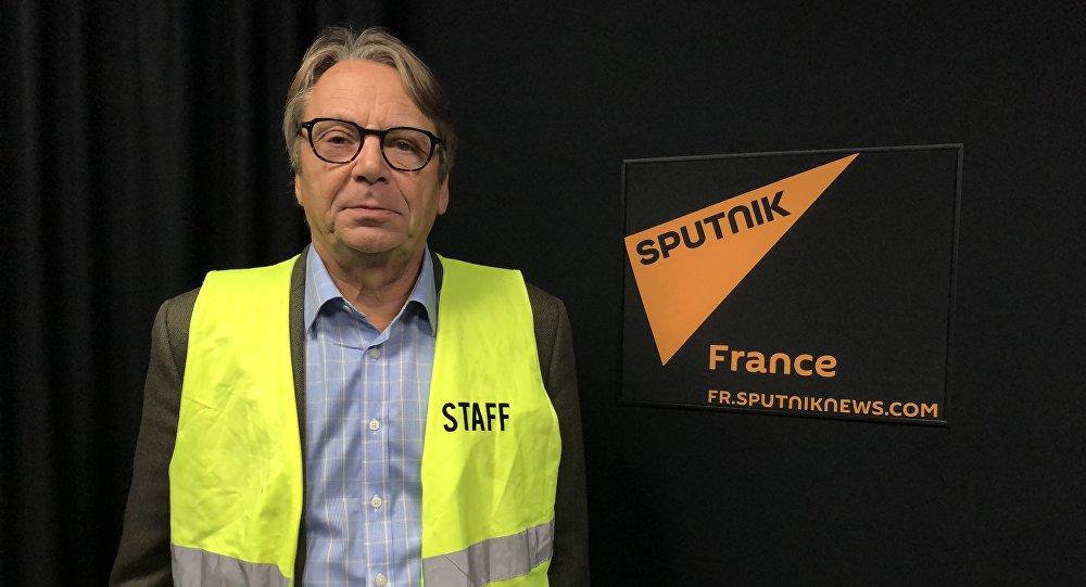 Francis Pretrel, membre du collectif Un espoir pour la Corse