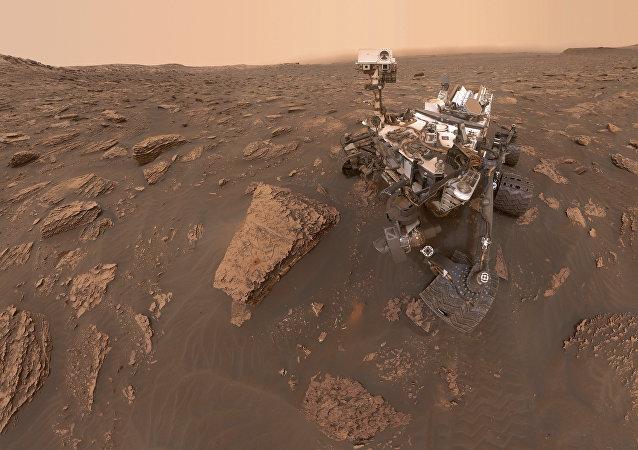 le rover Curiosity