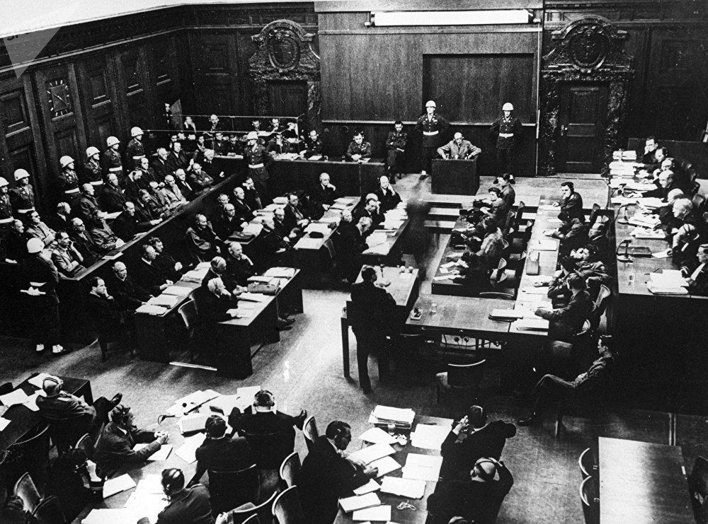 La « Justice de l'Histoire » du procès de Nuremberg