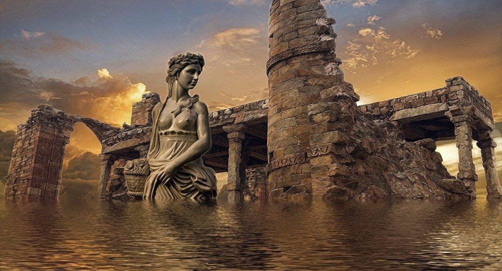 Atlantide (image d'illustration)