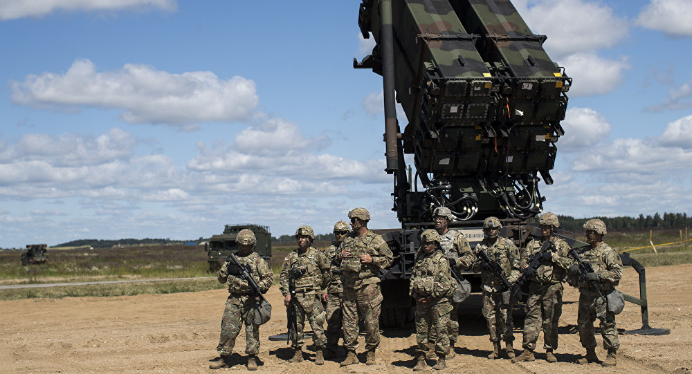 Système de missiles sol-air américain Patriot