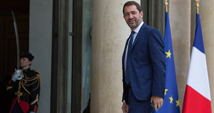 Christophe Castaner file