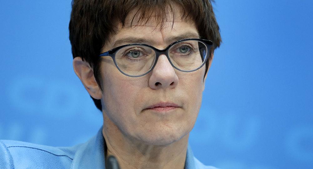 Merkel 2? Qui est la nouvelle présidente de la CDU