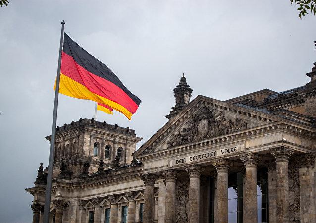 Bundestag, Allemagne