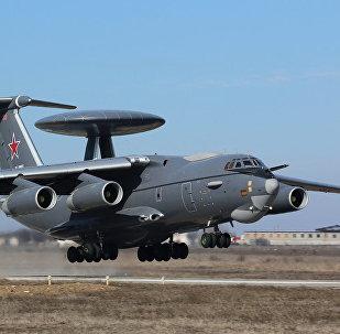 Un Beriev A-50U