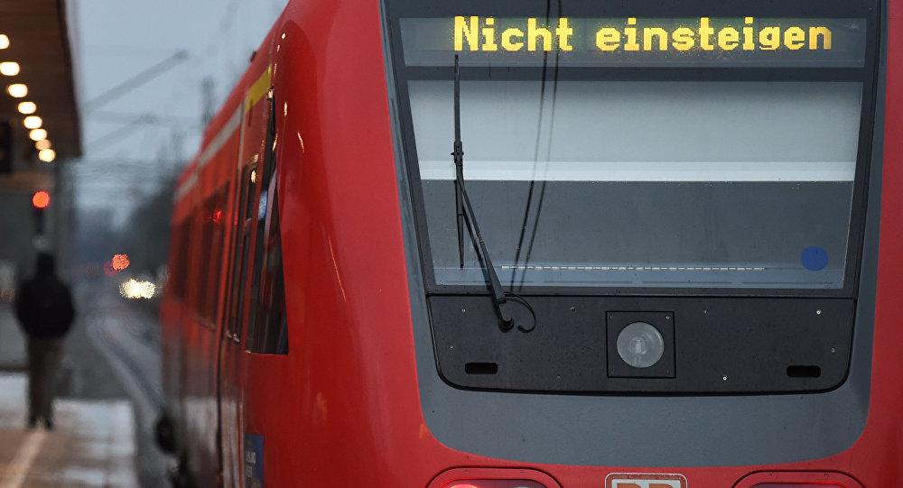 Grève des cheminots en Allemagne le 10 décembre 2018