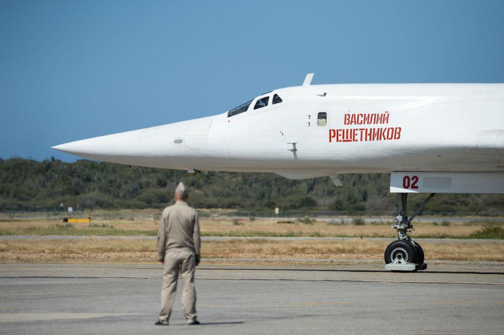 Les manœuvres russo-vénézuéliennes avec la participation de Tu-160