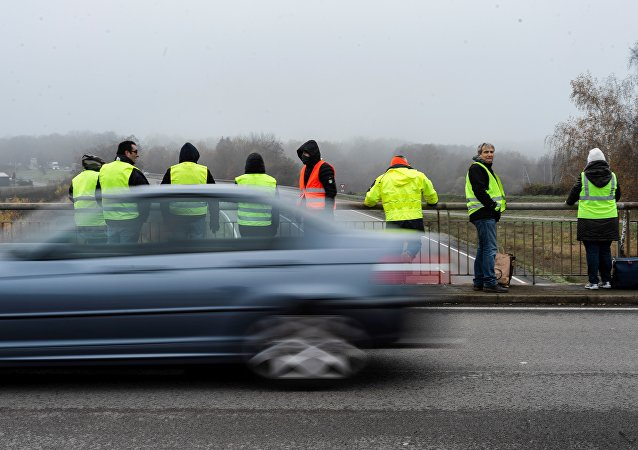 gilets jaunes (image d'illustration)