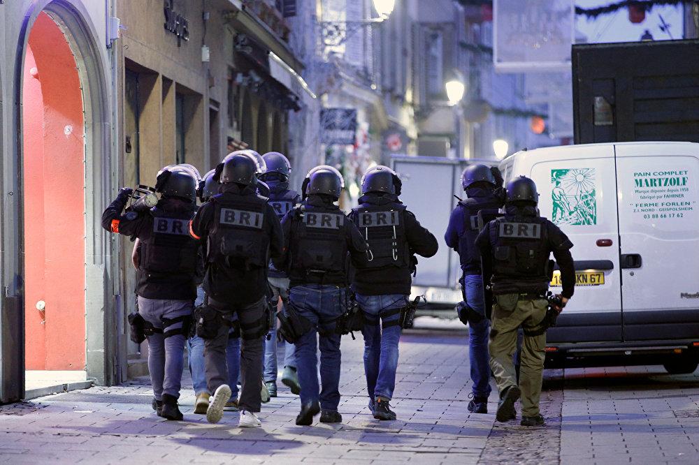 Attentat à Strasbourg: 3 morts, 13 blessés