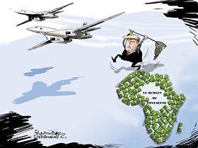 La moitié du budget du Pentagone «pourrait nourrir toute l'Afrique»