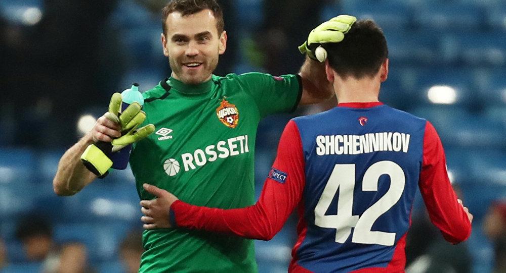 Le Real Madrid humilié à domicile en perdant 0:3 contre le CSKA Moscou
