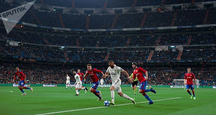 Les moments forts du match Real Madrid - CSKA Moscou