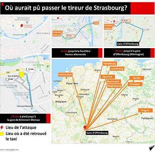 Et si le terroriste de Strasbourg n'était plus en France?