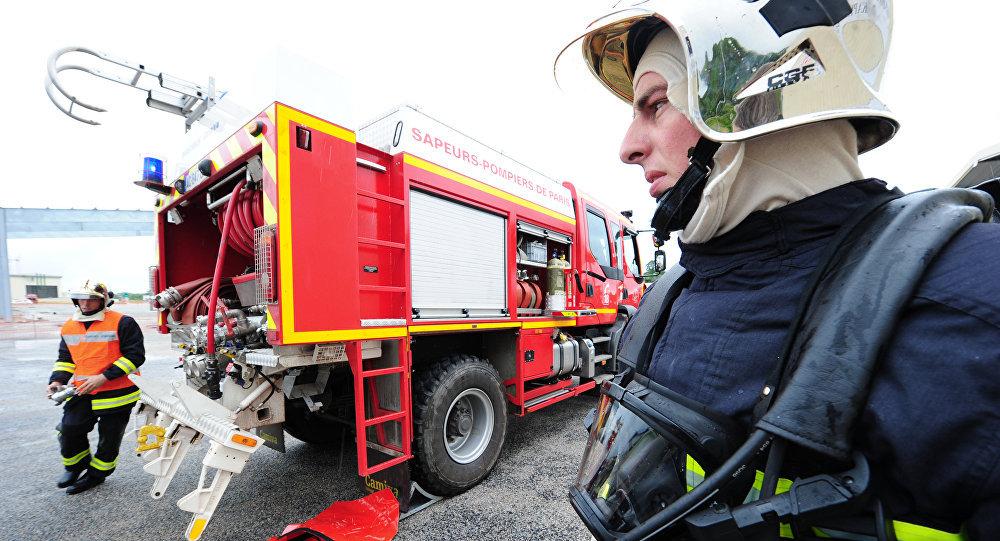 des pompiers français (image d'illustration)