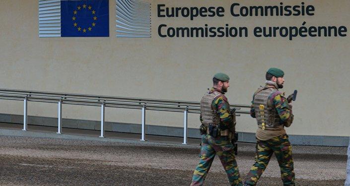 Commission européenne à Bruxelles