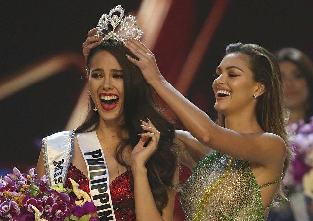 Miss Univers 2018, la représentante des Philippines