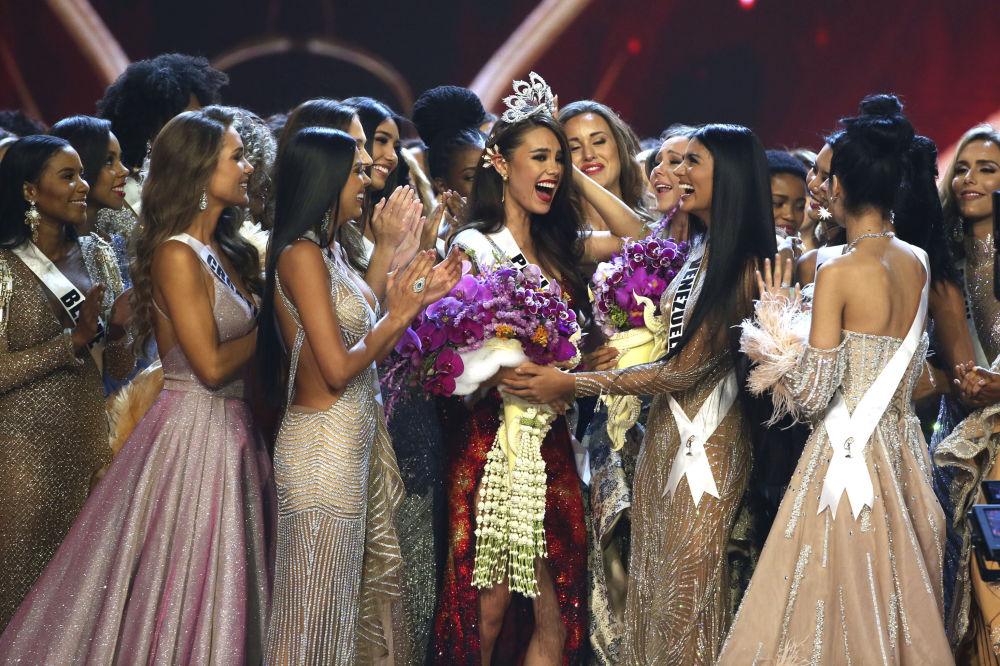 La finale du concours de beauté Miss Univers 2018
