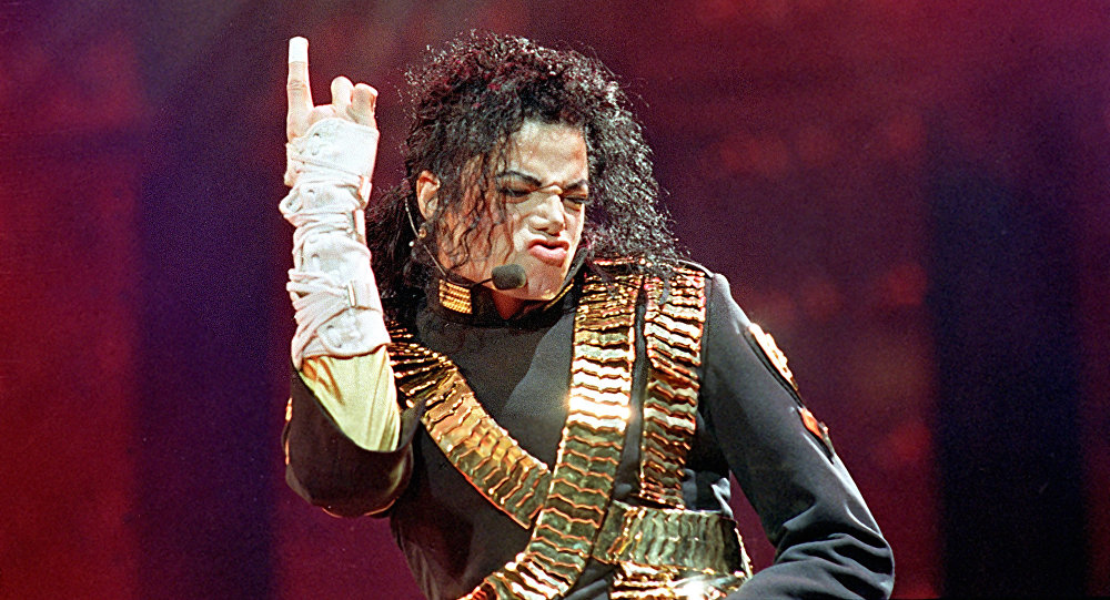 Michael Jackson en 1993