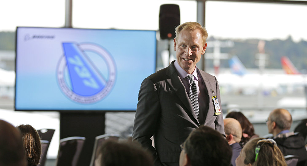 Patrick Shanahan (archive photo)
