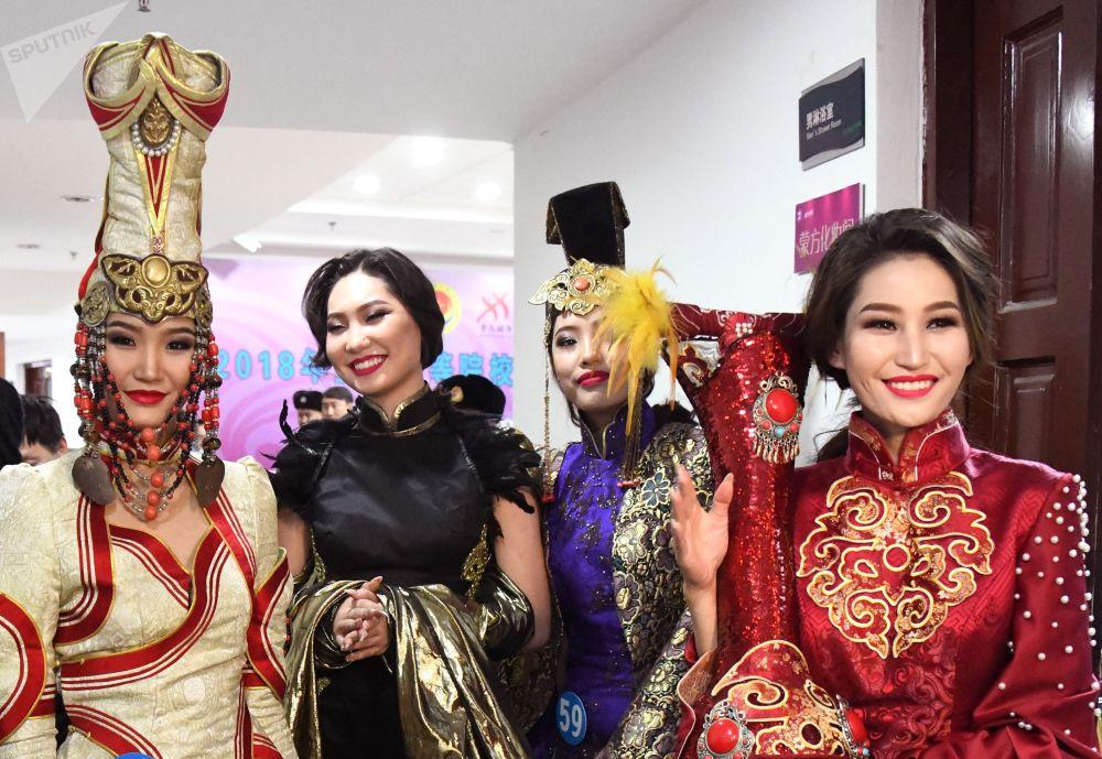 Le concours international Émissaire de la beauté en Chine
