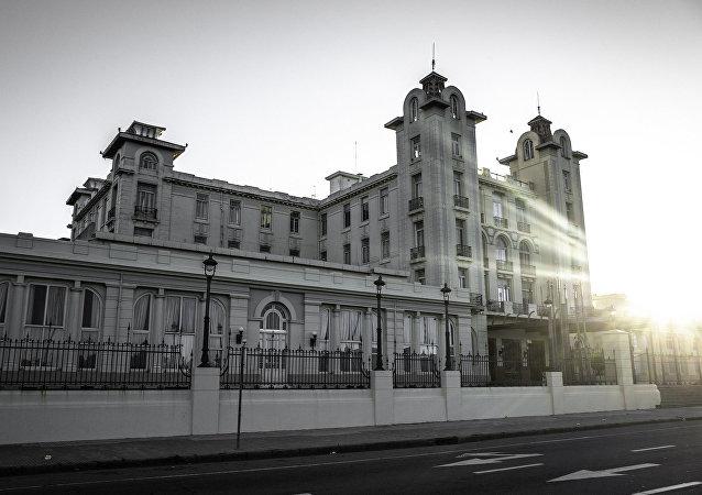 Siège du Mercosur à Montevideo