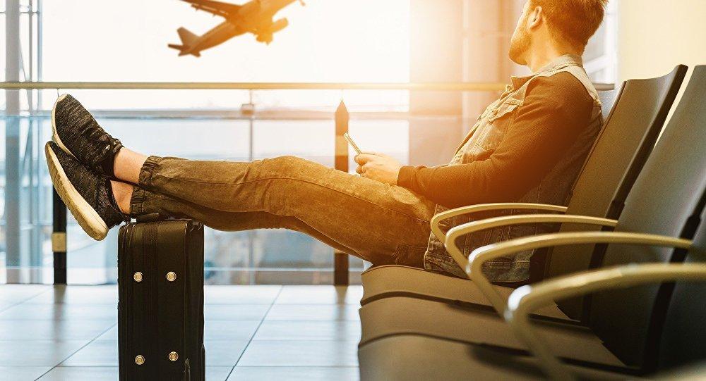 Un aéroport (image d'illustration)
