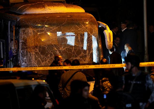 Attentat près du Caire