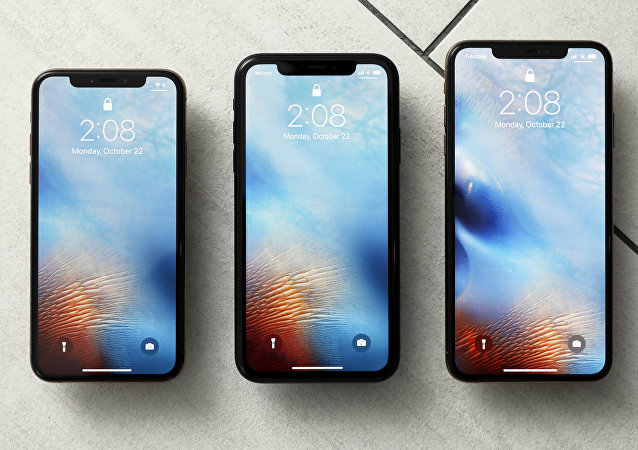 Des iPhone X