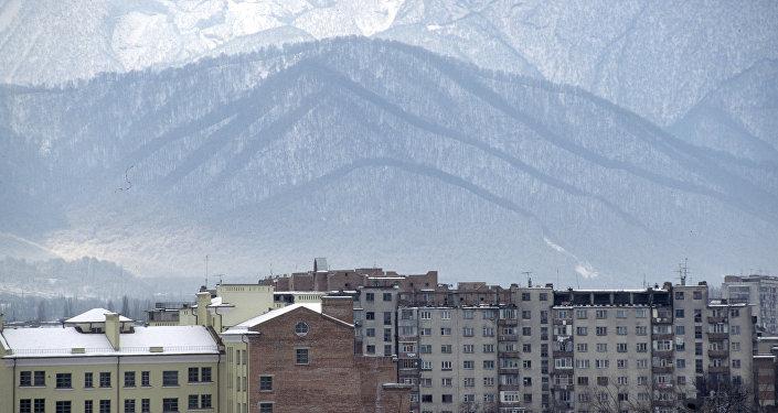 Vladikavkaz, une porte d'entrée pour tout le Caucase du Nord