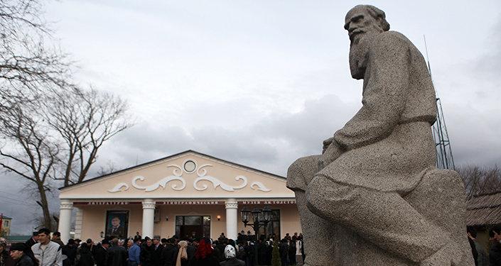 Le musée de Tolstoï est ouvert en Tchétchénie en 2009