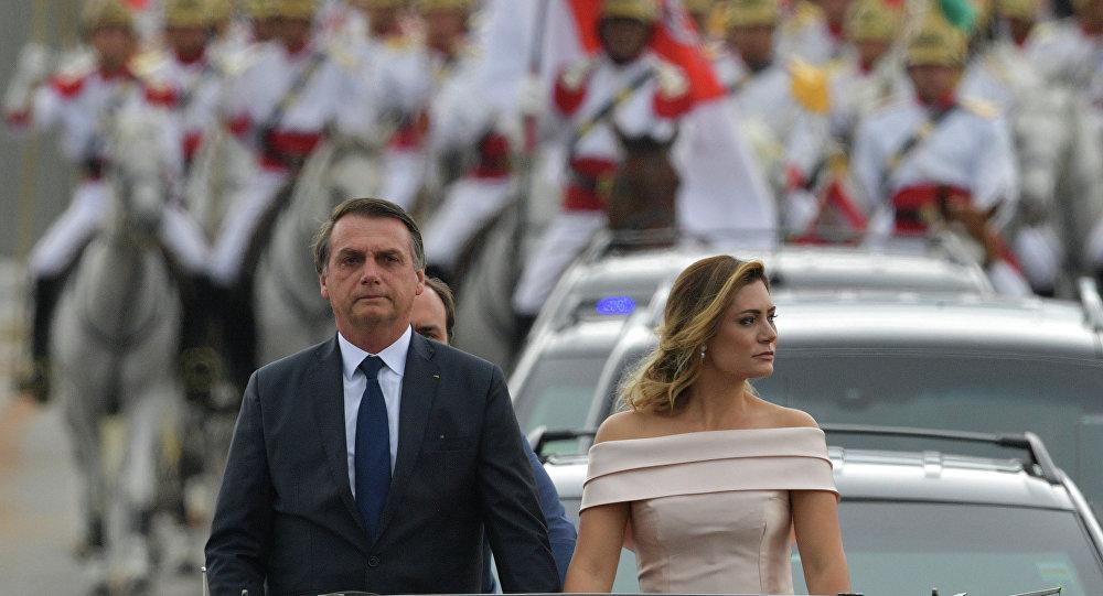 Jair Bolsonaro, le nouveau Président du Brésil