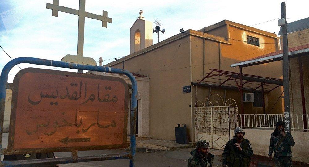Église syriaque orthodoxe