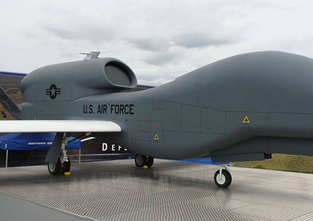 Un RQ-4B Global Hawk
