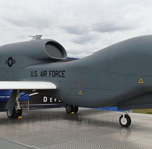 Un RQ-4B Global Hawk