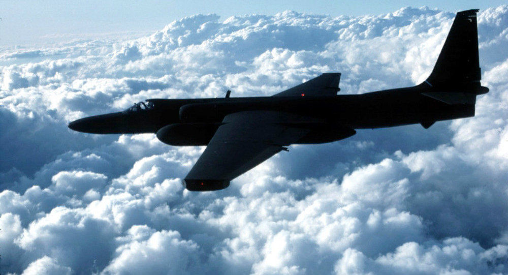 Un avion Lockheed U-2 Dragon Lady